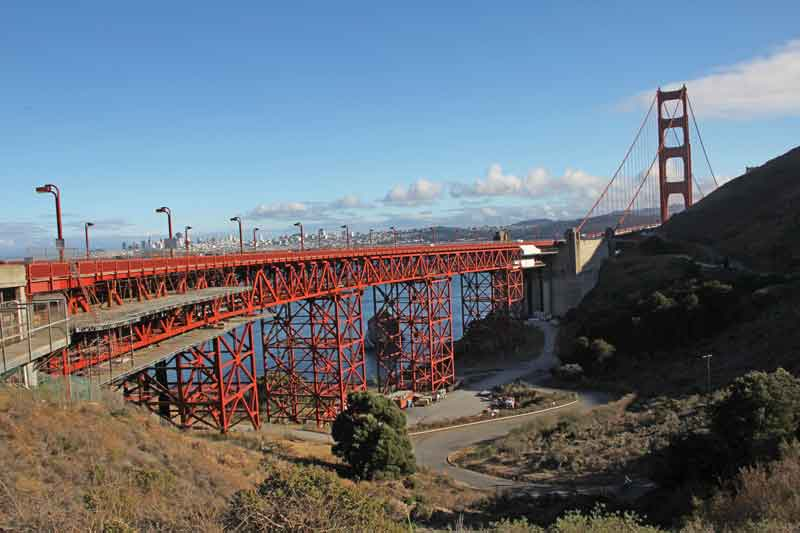 Bild 56 Golden Gate Brücke