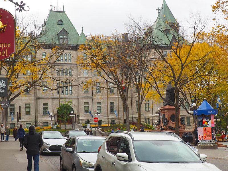 Bild 41 Bummel durch Quebec