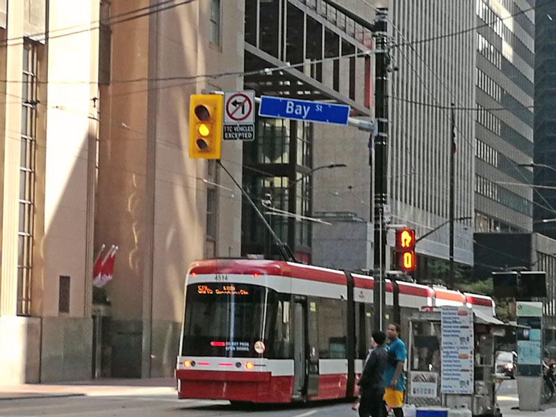Bild 5 Unterwegs in Toronto zum St. Lawrence Market