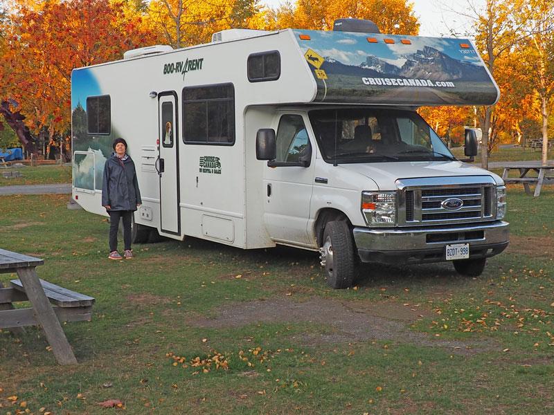 Bild 38 Auf Annies Campground