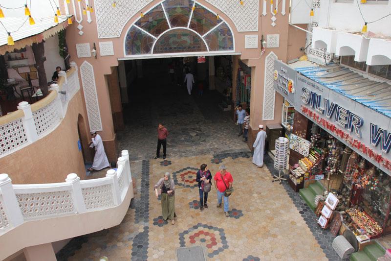 Im Souk von Muthrah, Oman 2017