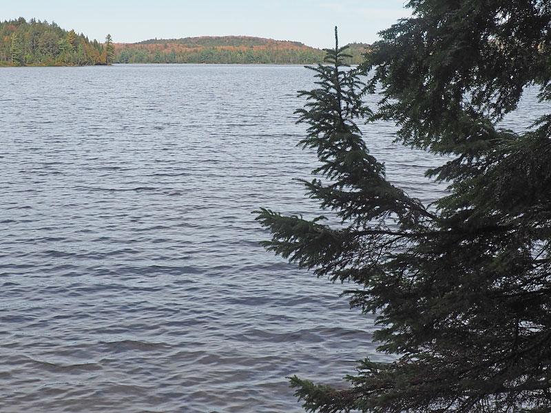 Bild 11 Wanderung zum Canisbay Lake