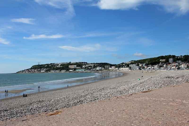 Bild 25 Strand von Le Havre