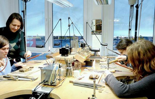 Das Atelier Schumacher