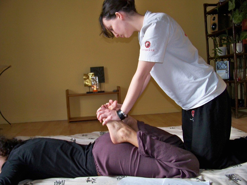 massage thai: stretching tout en douceur !