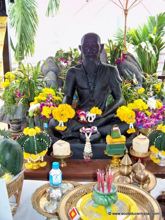 Dr Jivaka le père de la médecine Thailandaise