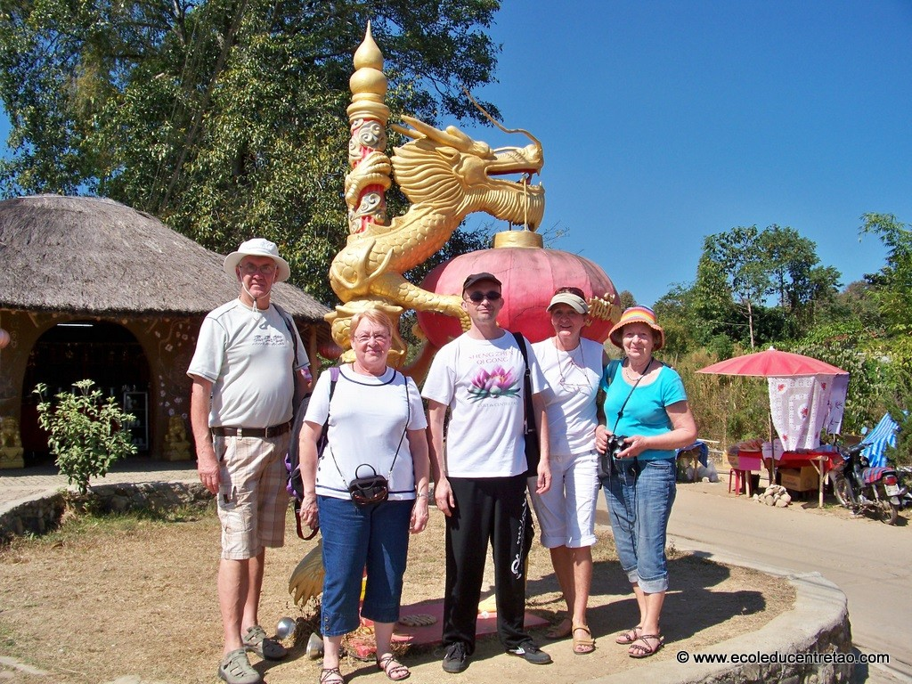 village chinois à PAI