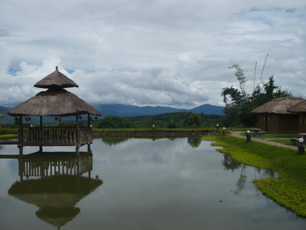 Pai, village chinois