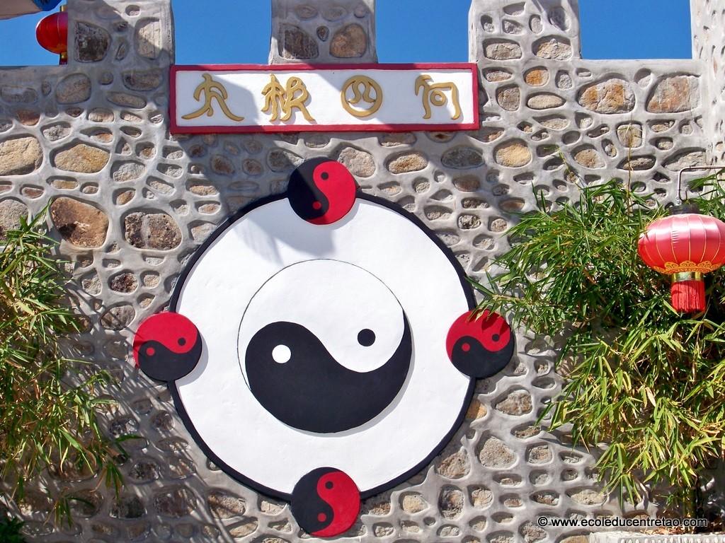 "le ""Tai Ji Tu"" de la clinique de Qi Gong"