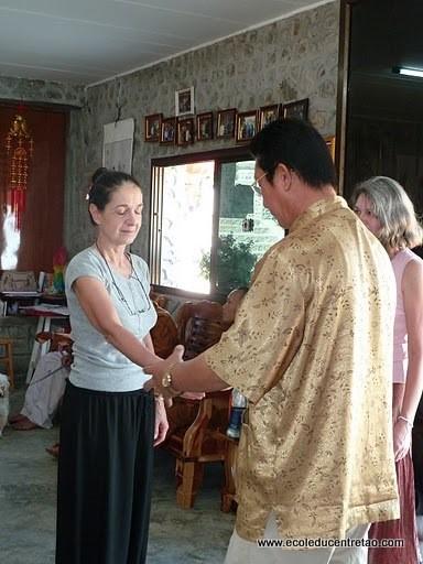 Pai: clinique du Qi Gong