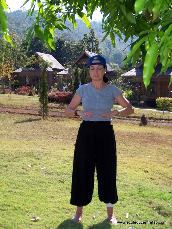 Pai, magnifique petit village dans le nord montagneux de la Thailande