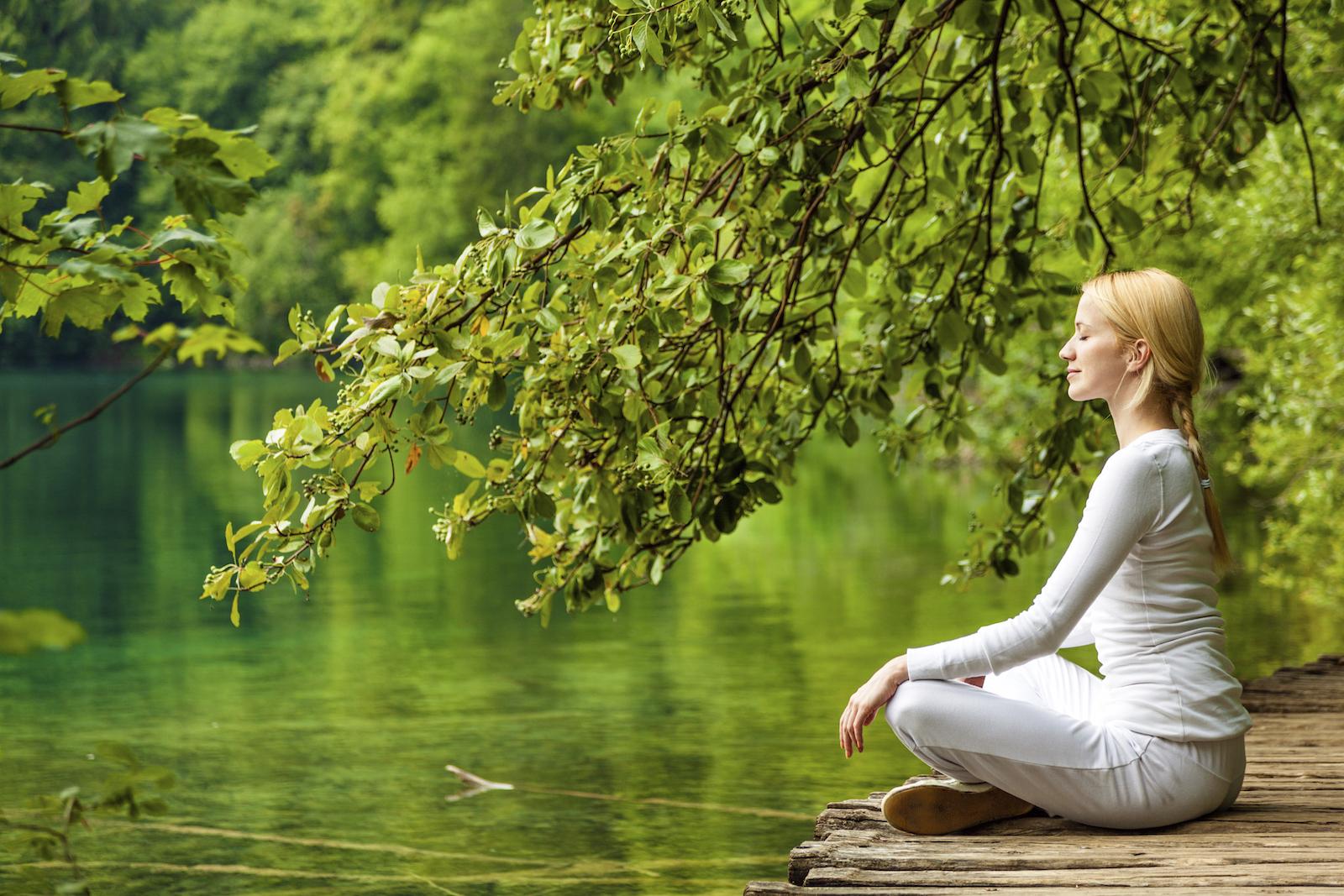 Calmer Son mental : Exercice de Qi-Gong