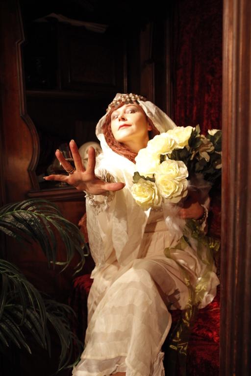 """Gala Z """"Ich! Sarah Bernhardt..."""""""
