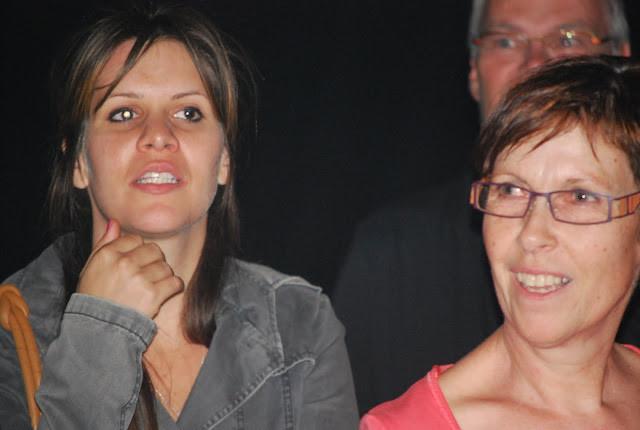 Mein Katy, mit Doris und Dani die auch sehr selten vor der Kamera erschienen, aber im Hintergrund ganze Arbeit für mich leisteten, Danke...