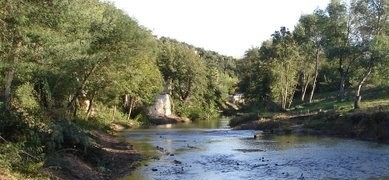 La rivière Agay