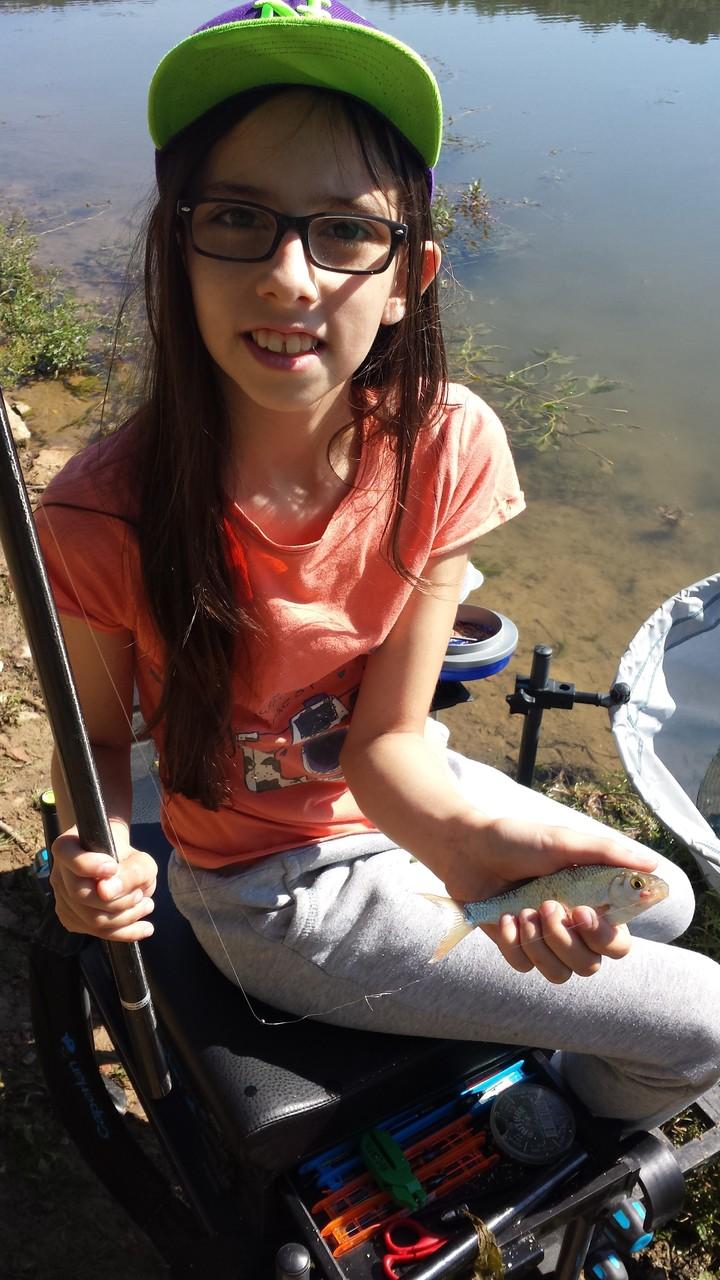 et le premier poisson aussi !