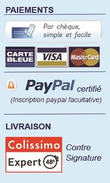 conditions de paiement et livraison leau-lavie.com