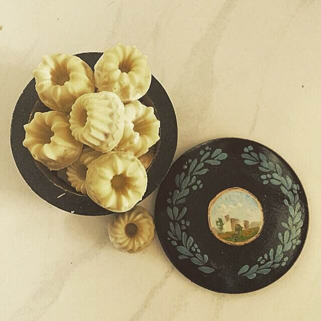 Segbaposto: Saponcini a forma di dolcetti