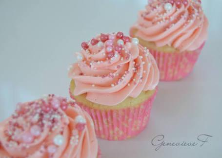 cupcake roze, cupcake meisje, cupcake prinses,