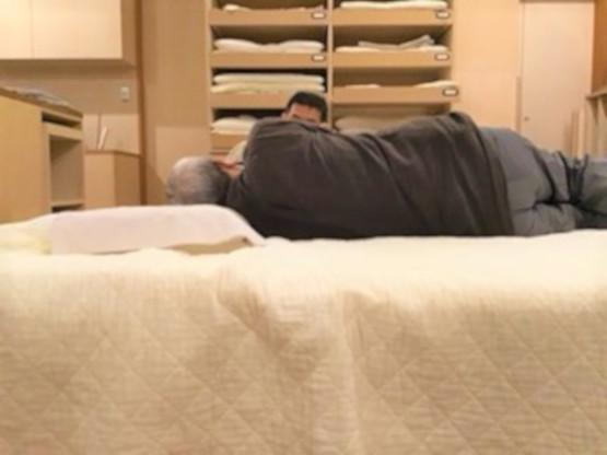 パターンオーダーマットレス・エアシープ敷き・オーダー枕の寝心地