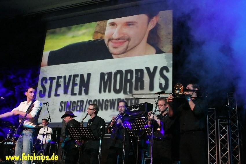 Steven Morrys Projekt Band