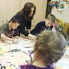Регулярные благотворительные мастер-классы Анны Мессерер для детей приюта Солнцево