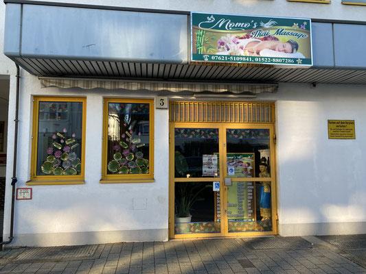 Rhein thai massage weil am Willkommen