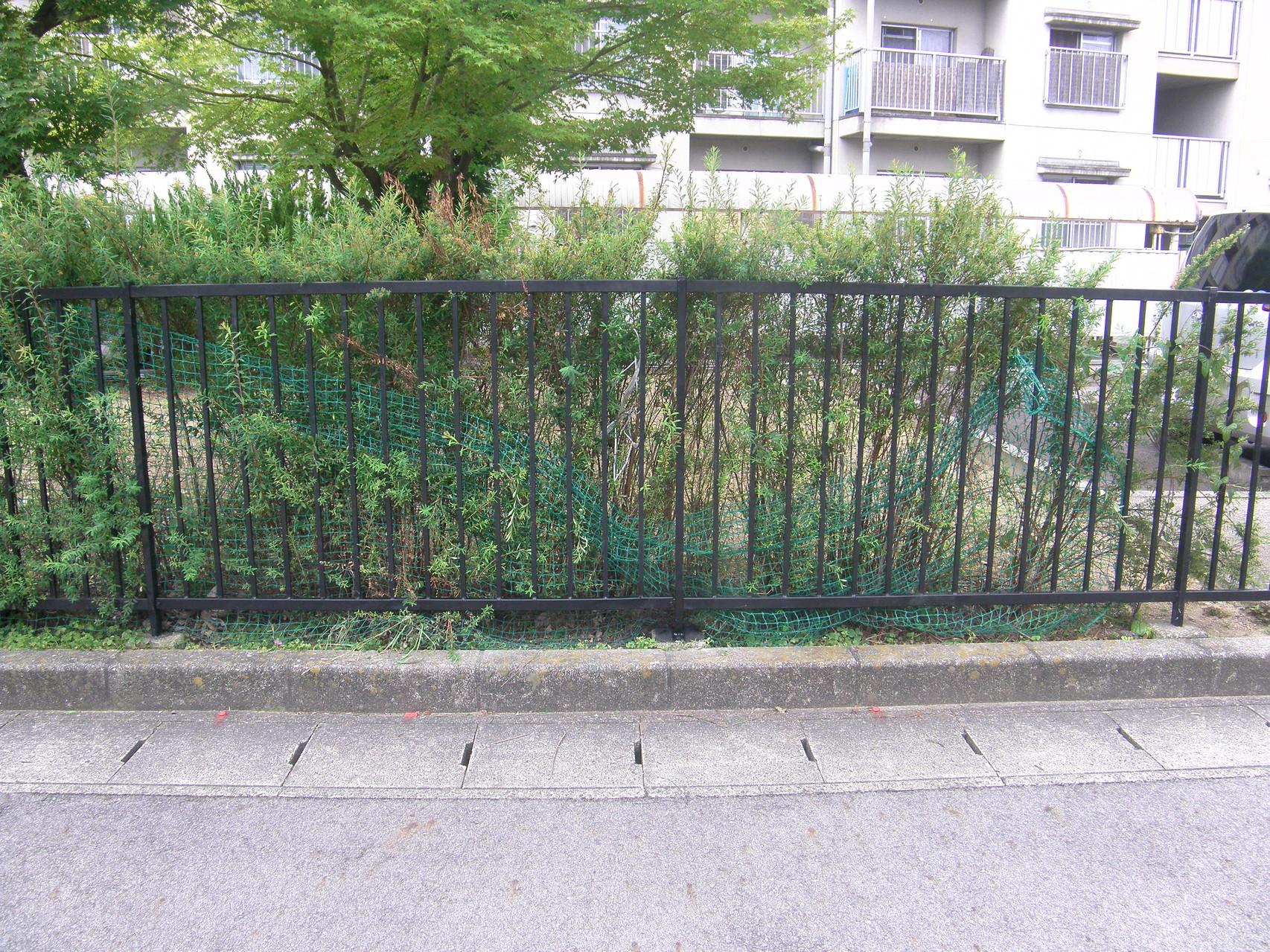 フェンス改修工事:工程写真