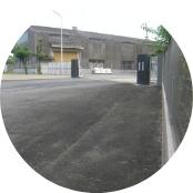 門柱・門塀改修工事