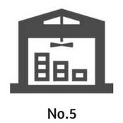 工場リフォーム実例集①-No.5はこちら