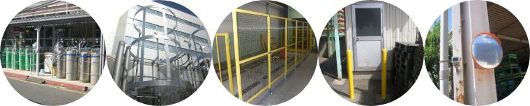 工場営繕工事 安全衛生の工事例写真