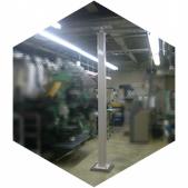 耐震補強柱