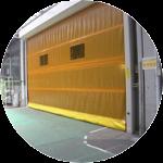 工場の開口部・出入口