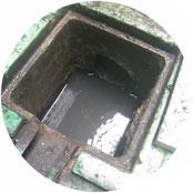 排水管高圧洗浄工事