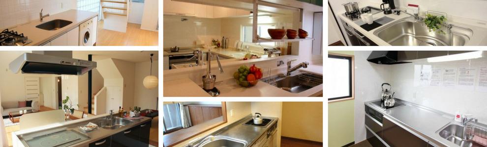 キッチンのリフォーム:施工事例写真