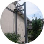 木造建物外部耐震補強