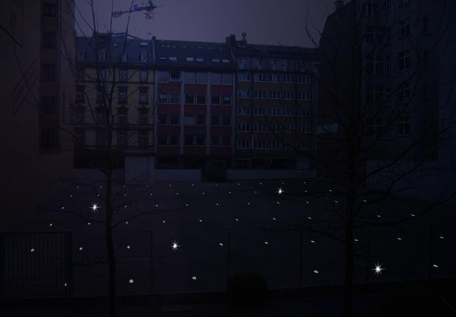 Kurt Laurenz Theinert, DIAMOND FIELDS, LUMINALE 2012, KAISERandCREAM Frankfurt am Main