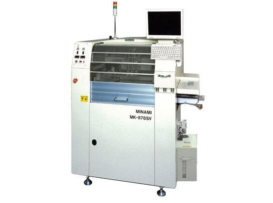 印刷機 ミナミ MK-878SV