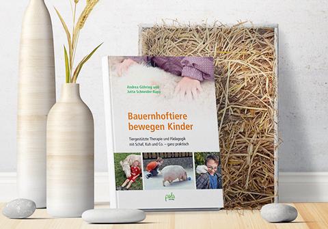 Bauernhoftiere bewegen Kinder - Buch von Andrea Göhring