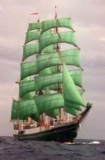 """Sail away: die Bark """"Alexander von Humboldt"""""""