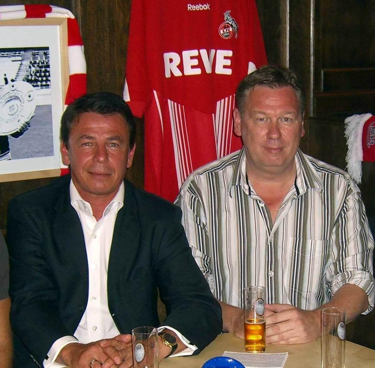 Dieter Prestin gewinn 1978 das Double und 2 weitere Male den DFB Pokal
