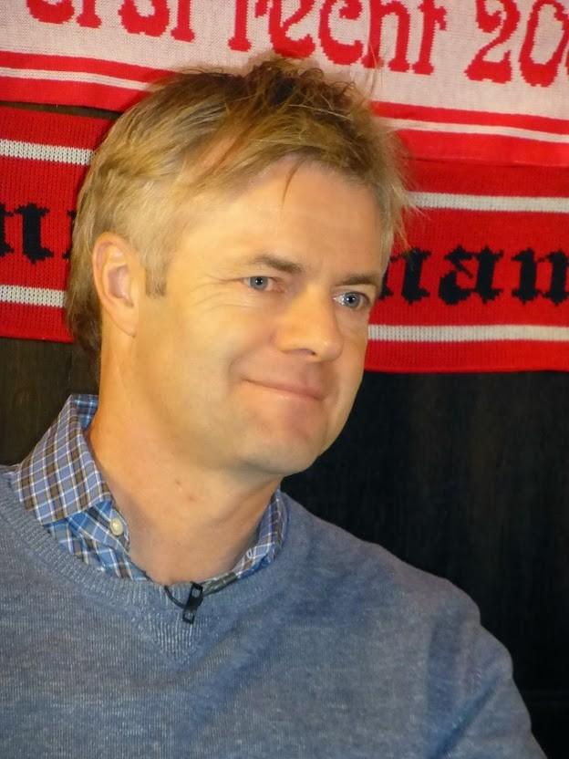 Kommentiert für die ARD Bundesliga und Länderspiele, Tom Bartels