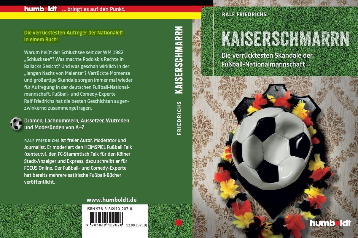 """Der Umschlag des Buchs """"Kaiserschmarrn"""""""