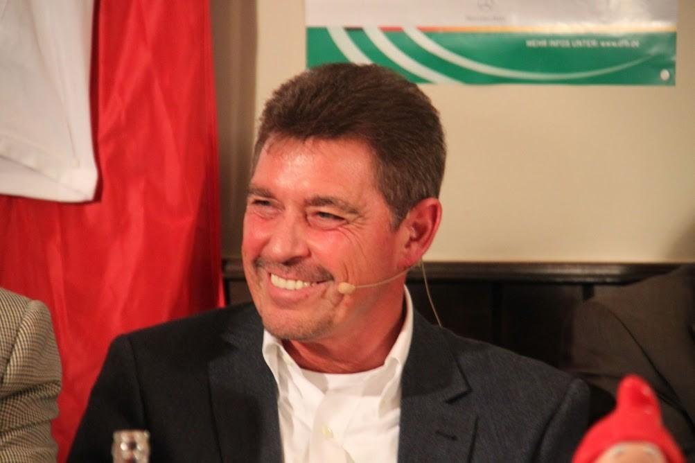 Jürgen Glowacz steht für die ruhmreiche Vergangenheit des Vereins