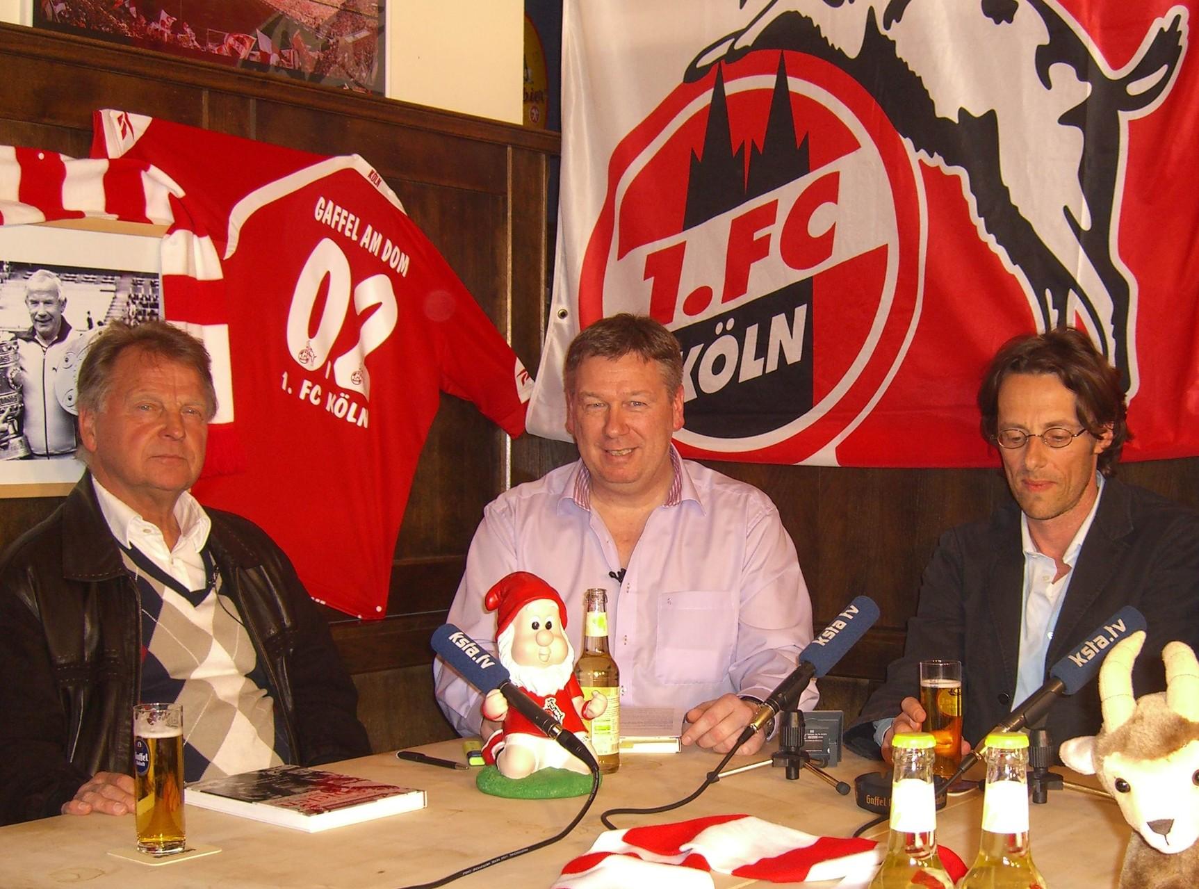 Karl Heinz Thielen, Titelsammler als Spieler, Manager und Vizepräsident sowie Philip Selldorf (SZ)