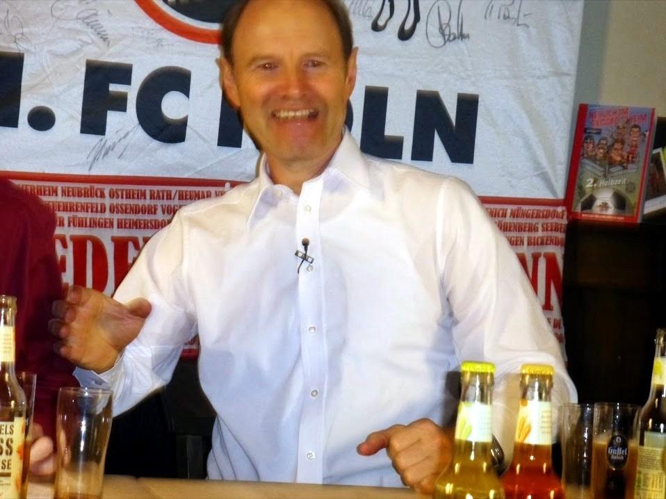 Roland Koch, hier mal ohne Christoph Daum