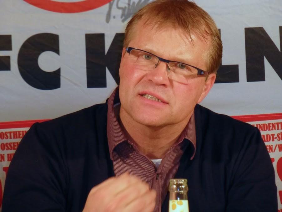 Ex-FC-Cheftrainer Frank Schaefer