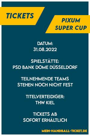 Pixum Super Cup Tickets 2021