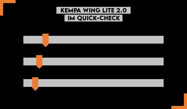 Kempa Attack One Contender Handballschuhe Herren