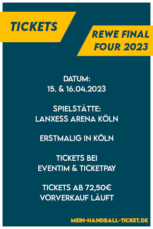 DHB Pokal Final Four Tickets